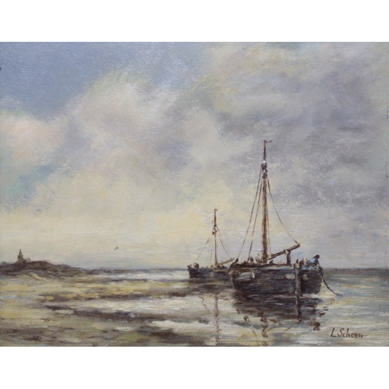 L. Scheen-And Fishing Vessels