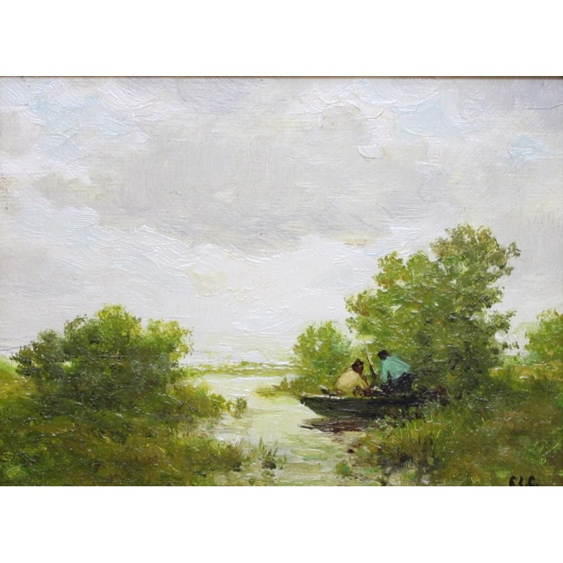 Frans Corsius-French River fishing