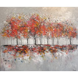Markoes Red Trees