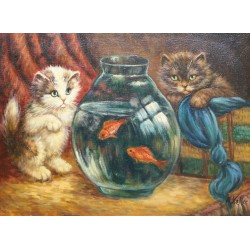 A. Keller-Cats at the Fishbowl