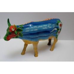 Cow Parade-Tropical Cow