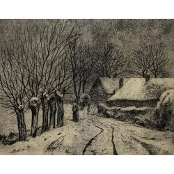 Hendrik de laat winter