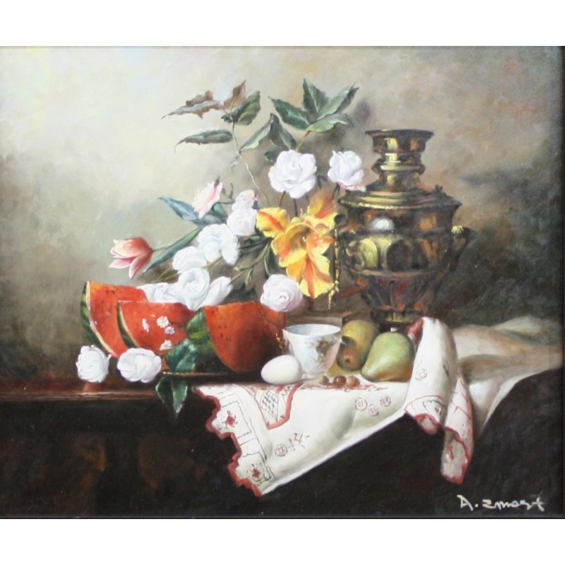 Chan-The fruit table