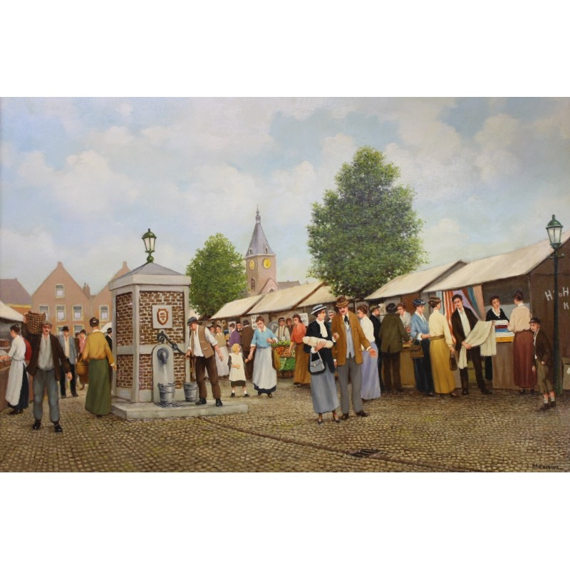 Frans Corsius-people on the French market